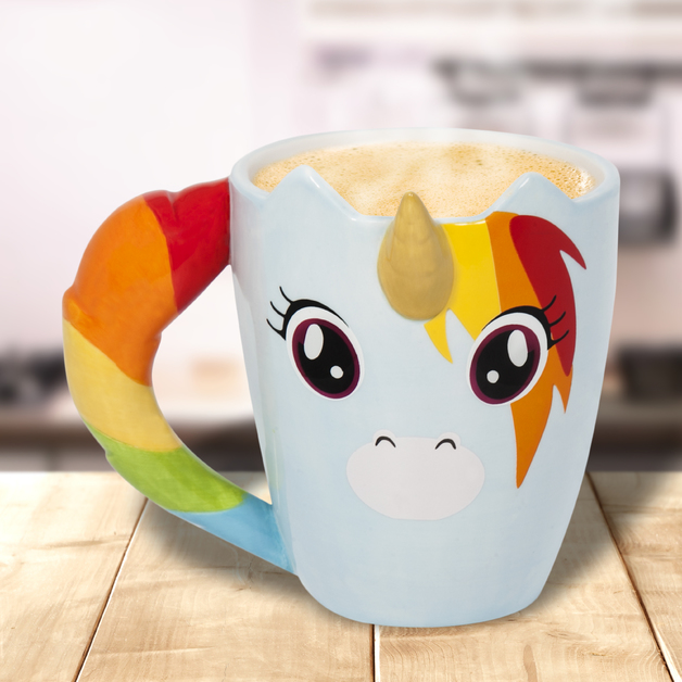 Thumbs Up - Unicorn Mug