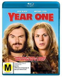 Year One on Blu-ray