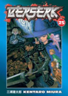 Berserk Volume 25 by Kentaro Miura