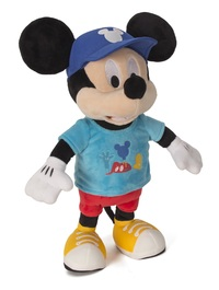 Disney: My Interactive Friend Mickey - Plush Toy image