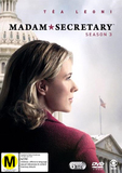 Madam Secretary - Season 3 on DVD