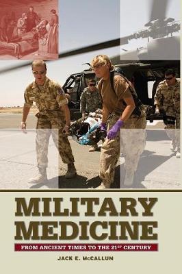 Military Medicine by Jack E. McCallum image