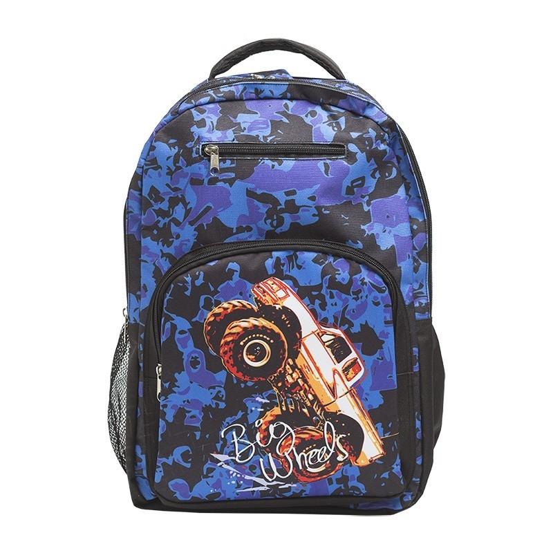 Spencil: Big Wheels - Backpack image