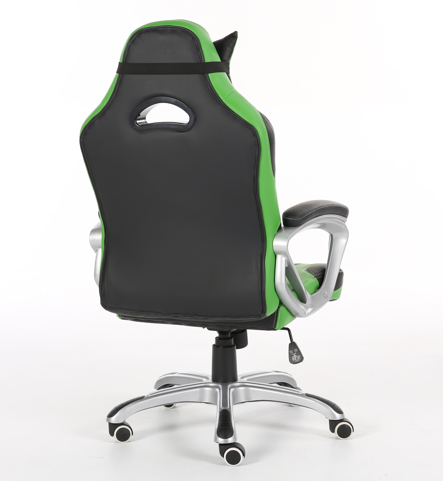 Playmax Gaming Chair Green and Black for  image