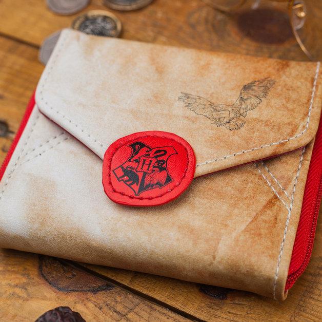 Harry Potter - Hogwarts Letter Wallet