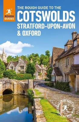 The Rough Guide to the Cotswolds, Stratford-upon-Avon and Oxford (Travel Guide) by Rough Guides image