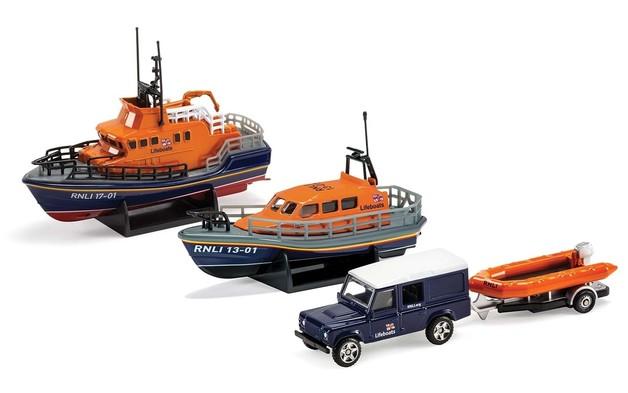 Corgi Shannon & Severn Lifeboat Diecast Model