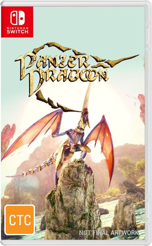 Panzer Dragoon: Remake for Switch