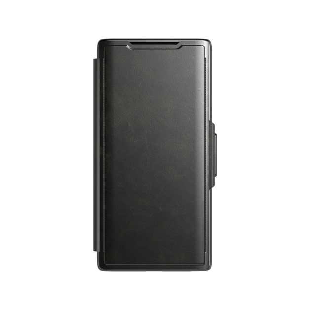 Tech21: Antimicrobial BioShield | Evo Wallet for Samsung Galaxy Note 10 Evo Wallet Case Concealed Storage - Black