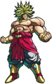 Dragonball Fighter Z: Broly (#174) - FiGPiN