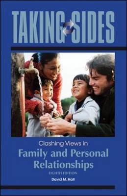 Clashing Views in Family and Personal Relationships by David M. Hall image