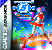Space Channel 5 for Game Boy Advance