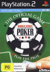 World Series of Poker for PlayStation 2