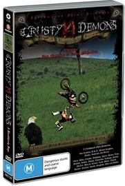 Crusty Demons: Volume 14 - A Bloodthirsty Saga on DVD