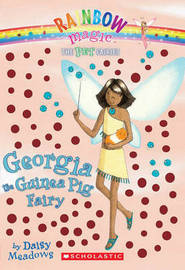 Georgia the Guinea Pig Fairy by Daisy Meadows image