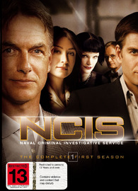 NCIS - Complete Season 1 (6 Disc Box Set) on DVD image