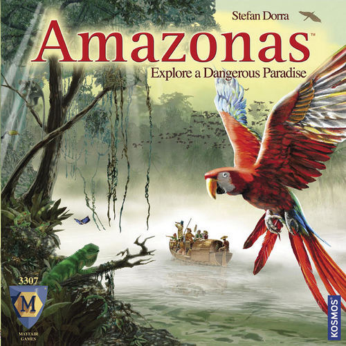Amazonas - exploration game