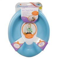 Dream Baby Soft Touch Potty Seat - Blue