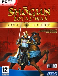 Shogun: Total War Gold Edition (Gamer's Choice) for PC Games