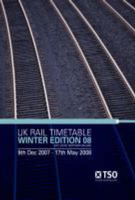 UK Rail Timetable - Winter image