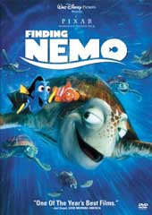 Finding Nemo Collector's Edition on DVD