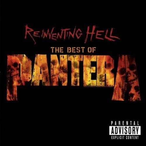 Reinventing Hell - The Best of Pantera by Pantera image