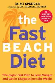 The Fast Beach Diet by Mimi Spencer
