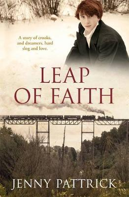 Leap of Faith by Jenny Pattrick image