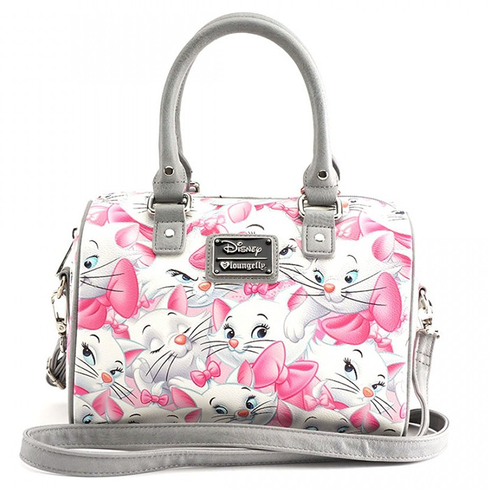 Loungefly Disney Marie Duffle Bag image