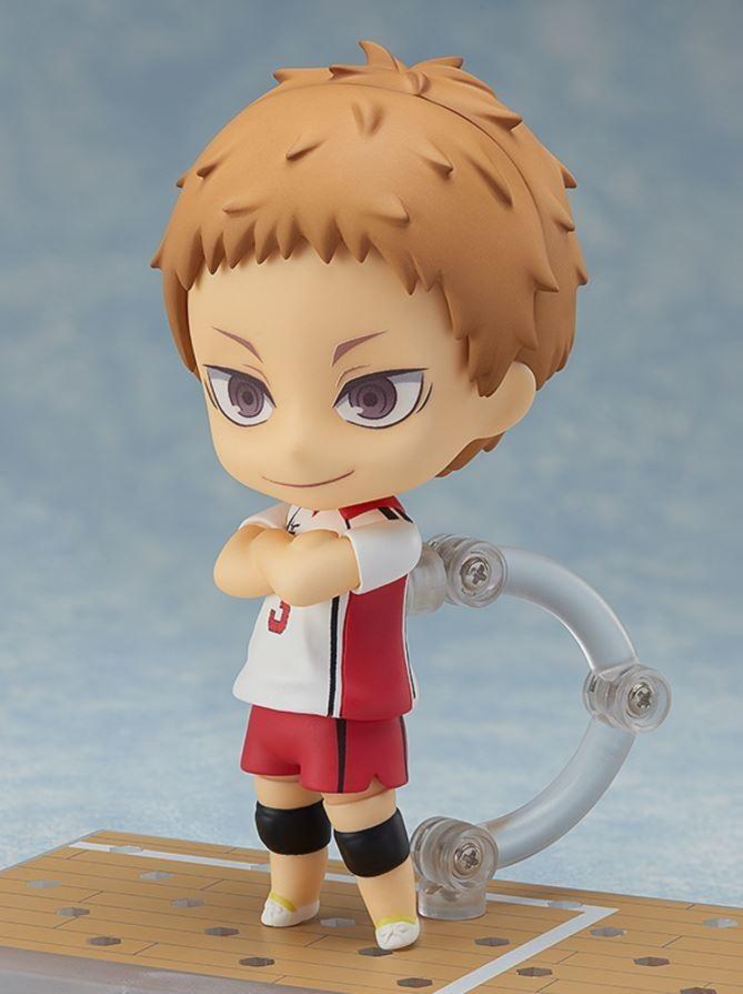 Haikyu!! Morisuke Yaku - Nendoroid Figure image