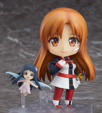 Sword Art Online: Nendoroid Asuna & Yui (Ordinal Scale Ver.) - Articulated Figure