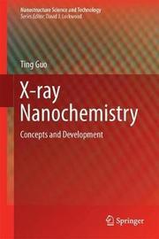 X-ray Nanochemistry by Ting Guo