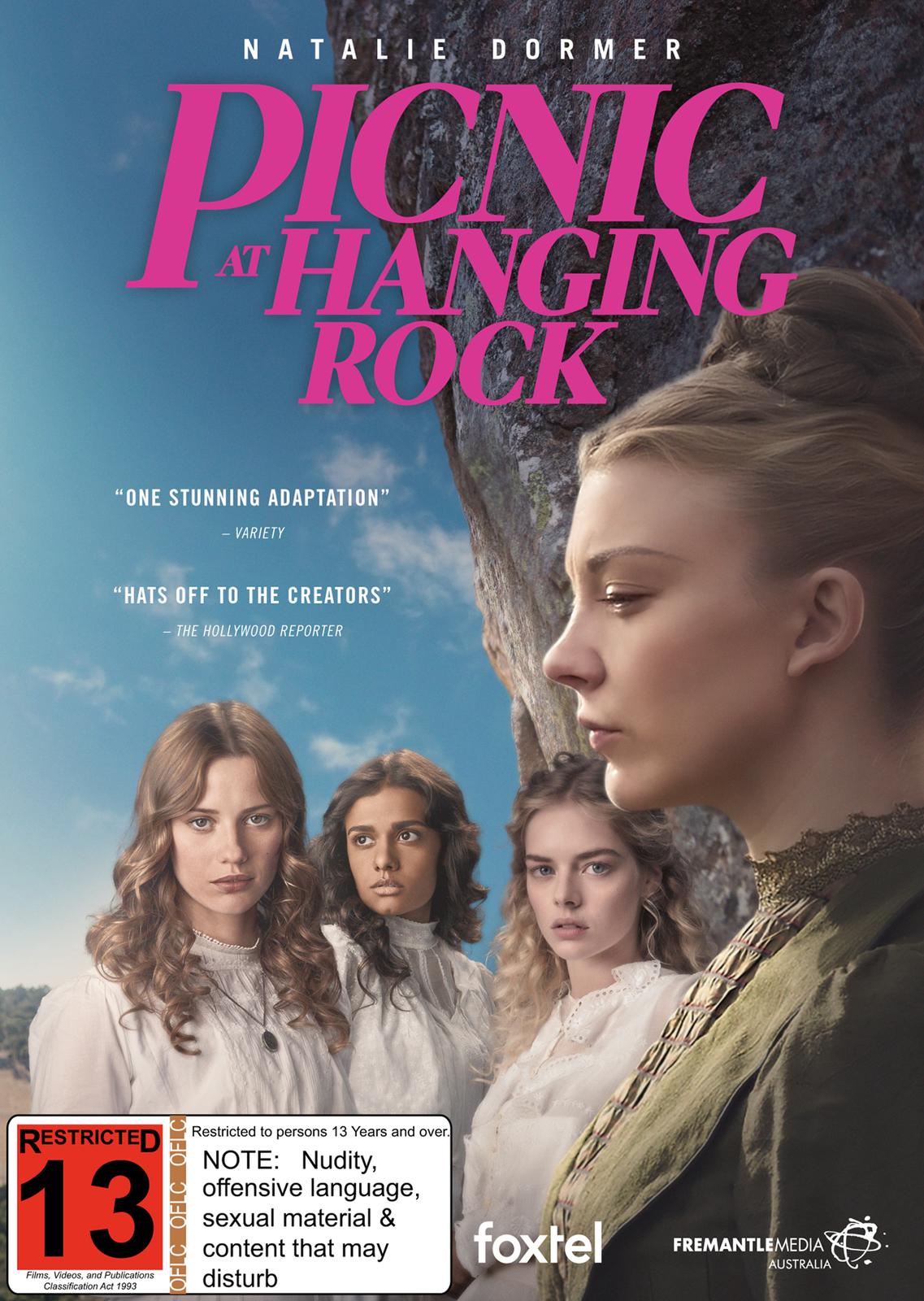 Picnic At Hanging Rock on DVD image
