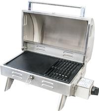 Kiwi Sizzler Solid top BBQ image