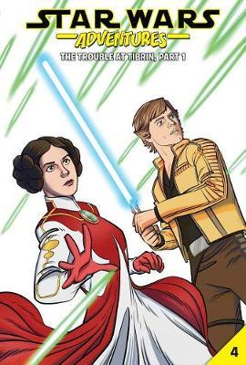 Star Wars Adventures 4 by Landry Q Walker image