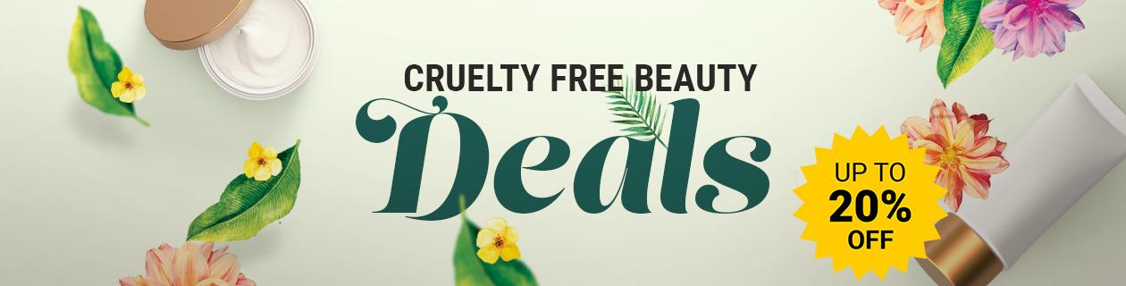 Cruelty Free Deals