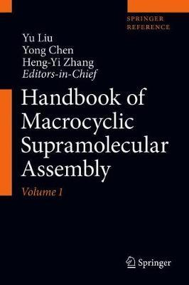 Handbook of Macrocyclic Supramolecular Assembly