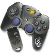 Mad Catz Wireless Controller for PS2