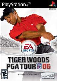 Tiger Woods PGA Tour 06 for PlayStation 2 image