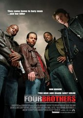 Four Brothers on DVD