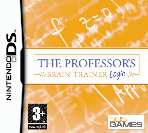 Professor's Brain Trainer: Logic for Nintendo DS