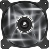 120mm Corsair AF120 Quiet Edition LED Fan - White