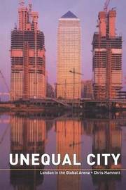 Unequal City by Chris Hamnett image