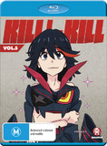 Kill La Kill Volume 05 - Episode 20-25 on Blu-ray