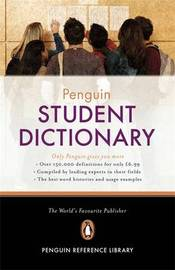 Penguin Student Dictionary image