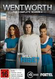 Wentworth - Season 4 DVD