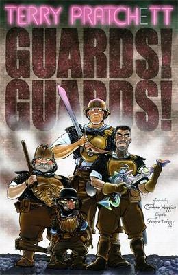 Guards! Guards!: A Discworld Graphic Novel by Terry Pratchett image