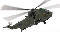 Corgi: 1/72 Westland Sea King HC.4 - Diecast Model