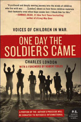 One Day the Soldiers Came by Charles London image