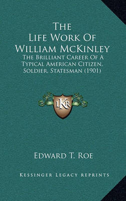 the life and career of william mckinley